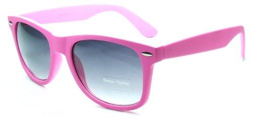 nouveau-taille-funky-fun-adulte-wayfarer-style-velvet-touch-terminer-lunettes-de-soleil-protection-u
