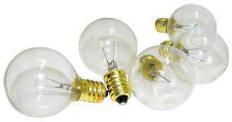 Easy Connect - 66710 - Lot de 6 ampoules halogènes claires E14 10W 20V