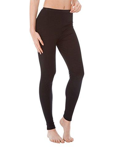Calida Damen Thermounterwäsche-Unterteil True Confidence Leggings, Schwarz (Ws Schwarz 996), 42 (Herstellergröße: XL)