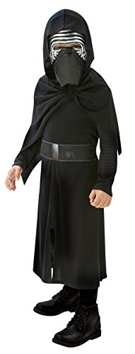 Rubies 3620260 - EP7 Kylo Ren classic child, M, (Party Kostüm Sport Ideen)