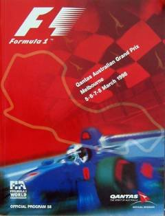 qantas-australian-grand-prix-melbourne-1998-official-program