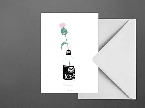 Postkarte/Urban Jungle No. 5