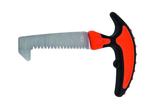 Gerber Vital Knochensäge 181909, Stahl SK5, Spezialzahnung, schwarz-orange - Gerber Griffe