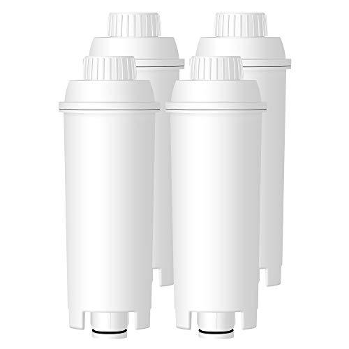 Waterdrop DLSC002 TÜV SÜD zertifiziert Kaffee Filter, kompatibel mit DeLonghi DLSC002 DLS C002 9310926 SER3017 5513292811 Bean-to-Cup und Espresso Coffee Maker von ECAM ETAM EC800 EC680 BCO (4)