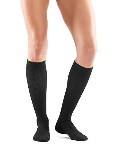 new styles 4126d c90ed SKINS Essentials Womens Comp Socks Recovery Black FL Femme, FR   L (Taille  Fabricant