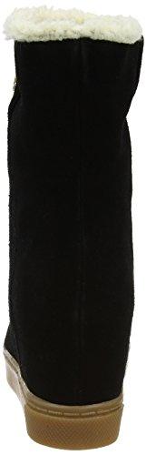 Juicy Couture Linn, Bottes Classiques femme Black (Pitch Black)