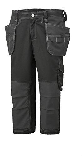 Helly Hansen Workwear Piraten Arbeitshose West Ham Construction kurze 3 / 4 999 C54, schwarz, 76422