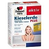 DOPPELHERZ Kieselerde Plus Int.Kur+Zi.+Bio.+Cal.T. 30 St Tabletten