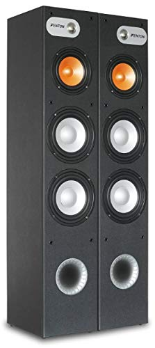 Altavoces Hifi Skytronic 100.264 torre de 3 vías 1000W