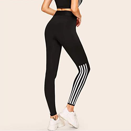 Haludock Ladies digital Bedruckte Jacquard-Yogahose mit hüfthoher Taille - Luxe Skinny Jean