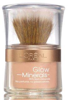 L\'Oréal Paris Glow Minerals - Sun Puder - Enlumineur minéral - 01 Pink Glow