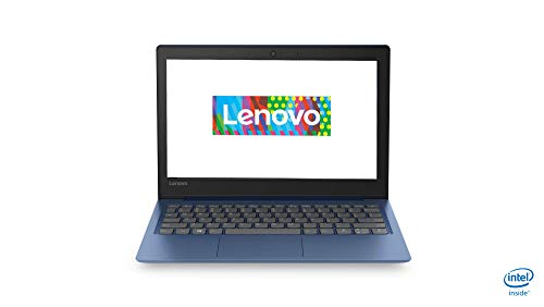 Lenovo IdeaPad S130 29,46 cm (11,6 Zoll HD TN matt) Slim Notebook (Intel Celeron N4100, 4GB RAM, 64GB eMMC, Intel UHD Grafik 600, Windows 10 Home S, Office 365) blau