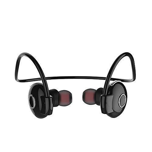 YGJUPYK Bluetooth Headset Funkkopfhörer Sport Nackenbügel Kopfhörer Tragbare Sportkopfhörer Universal