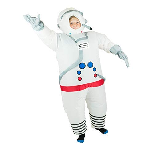 Planet Mars Kostüm - Bodysocks® Inflatable Astronaut Costume (Kids)