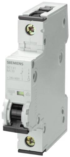 Siemens–Automatik-Schalter 70accesoriable 10KA curva-c 1Pole 10A
