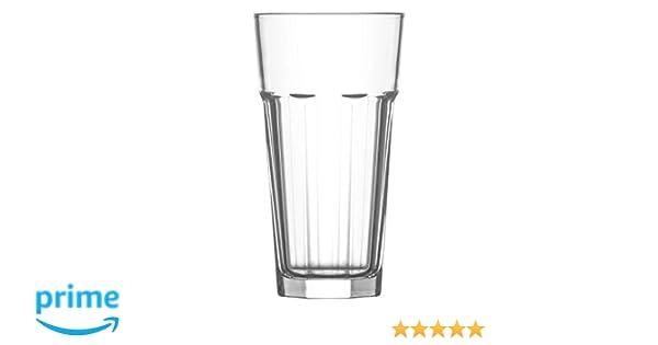 American Style Hiball Tumblers LAV Aras Tumblers 12.5oz // 360ml Pack of 6 Hiball Glasses