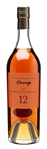 Darroze Grand Assemblage 12 Year Old Armagnac, 70 cl