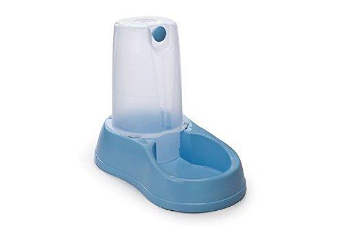 Hunde Napf Tränke Automat Wasser Wassernapf Wasserspender 3,5 l Kunsststoff