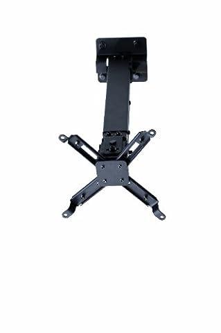 Videoprojektor Beamer Deckenhalterung Halterung schwarz für Panasonic PT-AE3000E