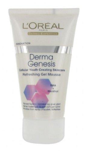 L'Oreal Derma Genesis Refreshing Gel Mousse 150ml (case of 6)