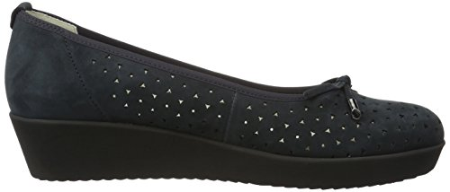 Gabor Shoes 66.473, Ballerine Donna Blu (nightblue 46)