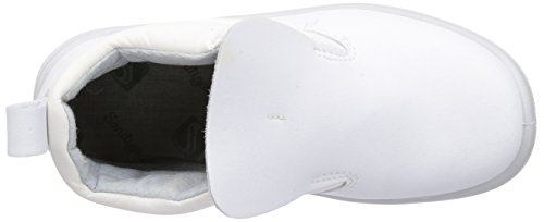 MTS Sicherheitsschuhe M-white Andros S2 15210, Chaussures de sécurité mixte adulte Blanc - Blanc