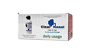ClearNasal Rinse & Clear Usage 240 ml