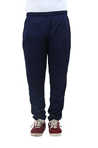 Hero & Piyush Navy Blue Poly Cotton Men's Lower Regular Fit Boys/Men Track Pant
