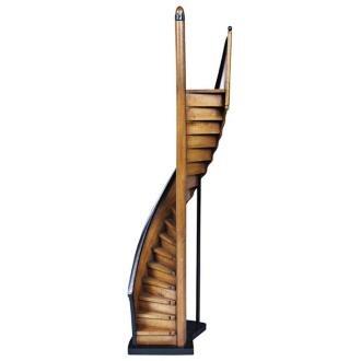Authentic Models - Treppenmodell - Leuchtturm-Treppe - Architektur Modell - AR013