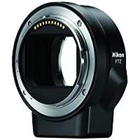 Nikon FTZ cable para cámara fotográfica, adaptador - Adaptador para objetivo fotográfico (Nikon Z, Nikon F, Negro, Z6 Z7)