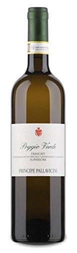 Principe Pallavicini - Vino Poggio Verde - 2014 - 1 Bottiglia da 750 (Verde 750ml Bottiglia)