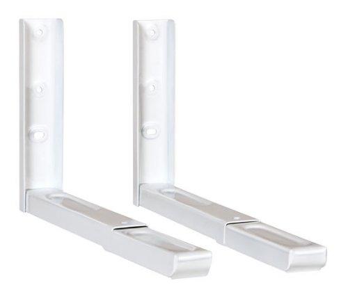 habitex 287C2-support-Wandhalterung verstellbar für Mikrowelle