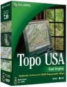 Topo USA 7.0 East Region Topo-mapping-software