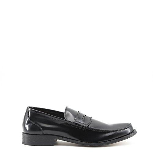 Made in Italia Shoes, Mocassins Homme, Noir, 40 EU