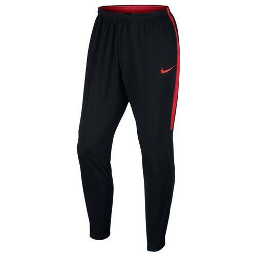 Nike Herren Men's Dry Pants Academy Kpz Hose, Black/University Red, L