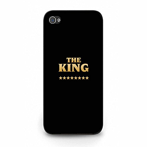 Boyfriend and Girlfriend Lovers Iphone 5/5s Case Fashion Unique King Queen Matching Couple Phone Case Cover for Iphone 5/5s Best Friends Dream Color135d