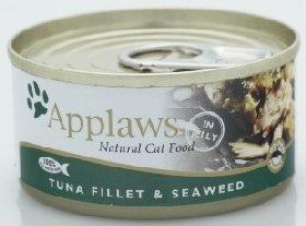 Applaws Katze Futter Thunfisch Filet & Seegras » 24x70g