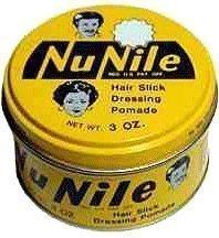 Nu Nile Hair Slick Dressing 3oz - Sport In Wellen Pomade
