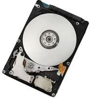 "DRIVE, 2.5"" SATAII 7MM 500GB, HITACHI HTS545050A7E380 By HITACHI"