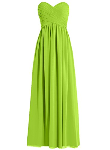 HUINI -  Vestito  - Donna Lemon_Green