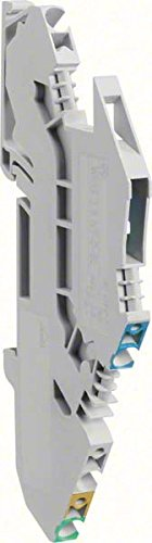 Hager KYA02I3 Durchg 1xL / 1xN-Trenn / 1 xSchutzl./2,5qmm - Wasser-heizung-installations-kit