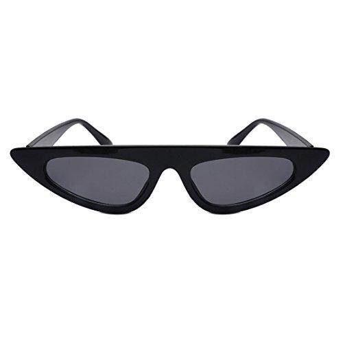 Dragon868 Outdoor Sportbrille Unisex Integrierte UV-Brille Design - Flieger Brille (Schwarz)