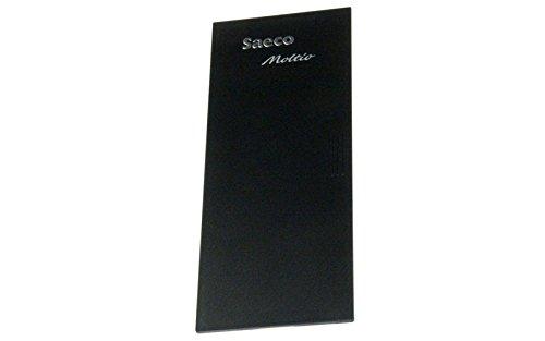 Tapa Moltio, referencia:421941300923, para piezas de preparación de bebidas, pequeño electrodoméstico, marca Saeco.