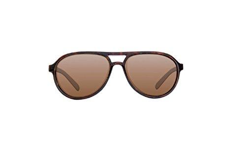 Korda Sunglasses Aviator Tortoise Frame / Brown Lens K4D04 Sonnenbrille Polbrille Polarisationsbrille Brille