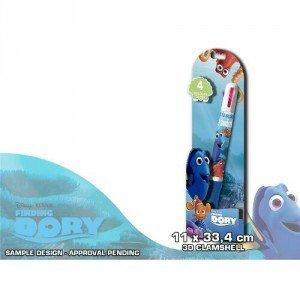 Kids Euroswan - Disney WD17211 Finding Dory - Jumbo Pen 4 couleurs.