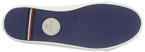 GANT Alice - Scarpe da Ginnastica Basse Donna Blu (Blau (navy blue G65))