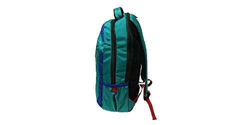 4873d3acec0a Buy American Tourister Unisex Nylon Backpack (Blue,AT_CBP-BUZZ03-TURQUOISE)  on Amazon | PaisaWapas.com