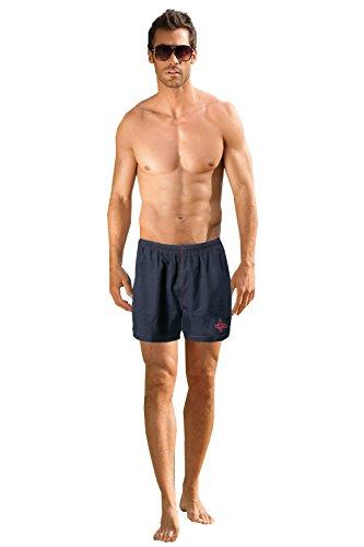 Jockey -  Pantaloncini - Uomo Navy Taglia-M