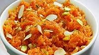 Worth2Deal Premium Ready to Eat Carrot Halwa 500g Gajar Ka Halwa,