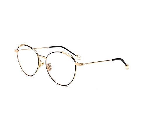 Polarisierte Sonnenbrillen für Männer und Frauen Sun glasse Flache Gläser für die Wiederherstellung alter Wege Die Metallrahmen Männer und Frauen Schattierungsgläser.-2